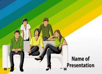 Personnel Free PowerPoint Template