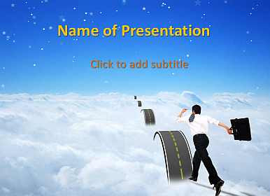 Success Free PowerPoint Template