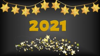 Hew Year 2021 Free PowerPoint Template