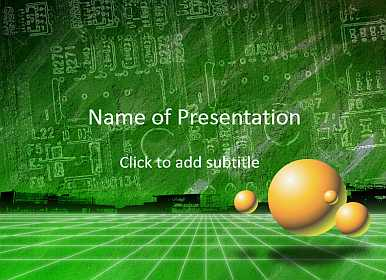 Mathematics Free PowerPoint Template