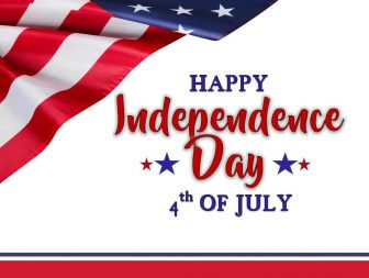Happy Independence Day Free PowerPoint Template