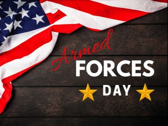 Armed Forces Day Free PowerPoint Template
