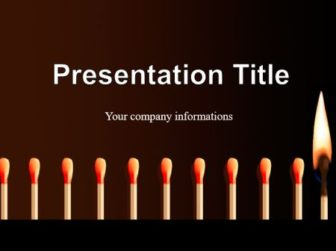 Match Free PowerPoint Template
