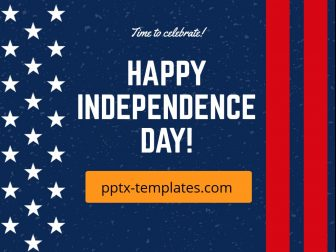 Fourth of July PowerPoint Template