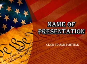 Independence Day Free PowerPoint Template