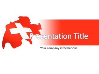 Switzerland Free PowerPoint Template