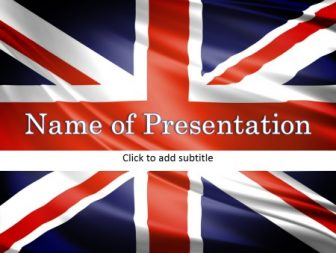 Great Britain Free PowerPoint Template