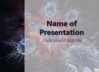 Virus Free PowerPoint Template