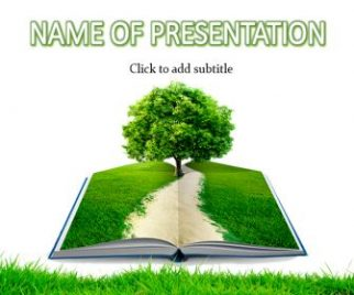 Eco Friendly Free PowerPoint Template