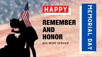 Memorial Day USA
