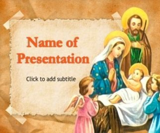 Download Christmas Powerpoint Background