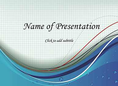 Cell Free PowerPoint Template