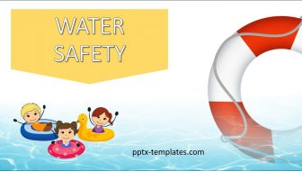 Water Safety Free PowerPoint Template